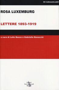 Lettere 1893-1919