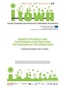 iTown. Energy efficiency and sustainable construction: the training of the operators. European project Bus-iTown - Formedil - ebook