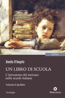 Promoartpalermo.it Un libro di scuola. L'intrusione del mercato nelle scuole italiane Image