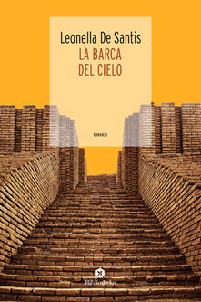 La barca del cielo - Leonella De Santis - copertina
