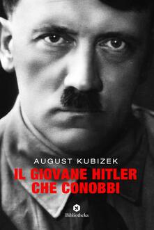 Listadelpopolo.it Il giovane Hitler che conobbi Image