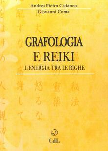 Letterarioprimopiano.it Grafologia e reiki. L'energia tra le righe Image