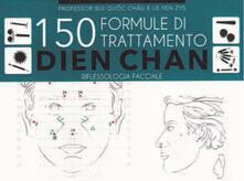Filippodegasperi.it 150 formule di trattamento Dien Chan. Riflessologia facciale Image