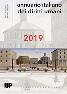 Antondemarirreguera.es Annuario italiano dei diritti umani 2019 Image
