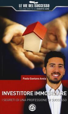 Squillogame.it Investitore immobiliare. I segreti di una professione di successo Image