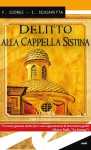 Delitto alla Cappella Sistina