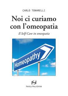 Winniearcher.com Noi ci curiamo con l'omeopatia. Il self-care in omeopatia Image