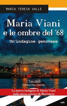 Voluntariadobaleares2014.es Maria Viani e le ombre del '68. Un'indagine genovese Image