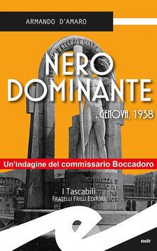 Voluntariadobaleares2014.es Nero dominante. Genova, 1938 Image