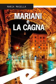 Mariani e la cagna - Maria Masella - copertina