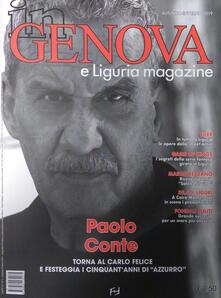 Mercatinidinataletorino.it In Genova e Liguria Magazine (2019). Vol. 3: Autunno-Inverno. Image