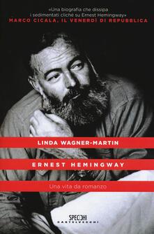 Amatigota.it Ernest Hemingway. Una vita da romanzo Image