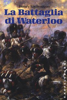 Radiospeed.it La battaglia di Waterloo Image