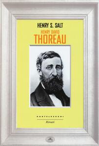 Libro Henry David Thoreau Henry S. Salt
