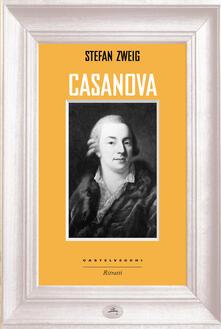 Casanova - Stefan Zweig - copertina