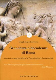 Amatigota.it Grandezza e decadenza di Roma Image