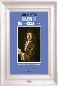 Diario di un peccatore - Samuel Pepys,Milli Dandolo - ebook