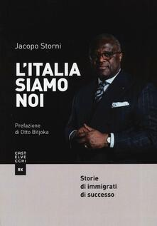 Osteriacasadimare.it L' Italia siamo noi. Storie di immigrati di successo Image
