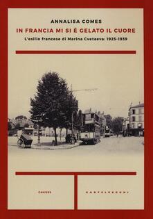 Winniearcher.com In Francia mi si è gelato il cuore. L'esilio francese di Marina Cvetaeva: 1925-1939 Image