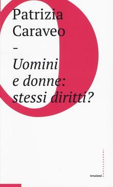 Vitalitart.it Uomini e donne: stessi diritti? Image