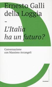 L' Italia ha un futuro?