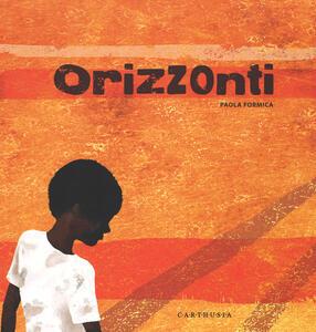 Orizzonti - Paola Formica - copertina