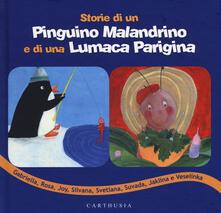 Lpgcsostenible.es Storie di un pinguino malandrino e di una lumaca parigina Image