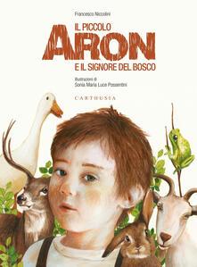 Il piccolo Aron e il signore del bosco - Francesco Niccolini - copertina