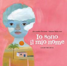 Io sono il mio nome - Alessandro Riccioni - copertina
