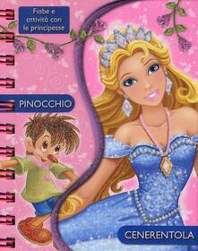 Radiospeed.it Pinocchio-Cenerentola. Fiabe e attività con le principesse Image