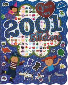 Parcoarenas.it Gioco con 2001 stickers. Ediz. a colori Image