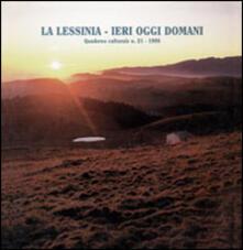 Antondemarirreguera.es La Lessinia. Ieri, oggi, domani. Quaderno culturale. Vol. 21 Image