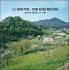 Antondemarirreguera.es La Lessinia. Ieri, oggi, domani. Quaderno culturale. Vol. 26 Image