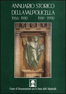 Chievoveronavalpo.it Annuario storico della Valpolicella 1988-1989, 1989-1990 Image