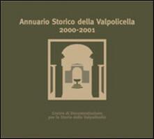 Ascotcamogli.it Annuario storico della Valpolicella 2000-2001 Image