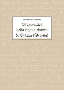 Ipabsantonioabatetrino.it Grammatica della lingua cimbra di Giazza (Verona) Image