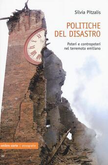Lpgcsostenible.es Politiche del disastro. Poteri e contropoteri nel terremoto emiliano Image