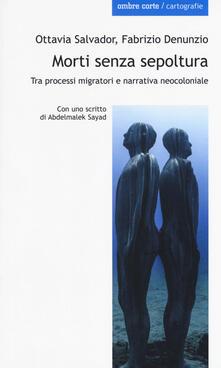 Mercatinidinataletorino.it Morti senza sepoltura. Tra processi migratori e narrativa neocloniale Image