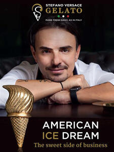 American ice dream. The sweet side of business - Stefano Versace - ebook