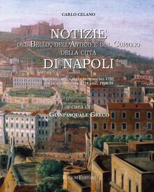 Daddyswing.es Notizie del bello, dell'antico e del curioso della città di Napoli: le tre riedizioni settecentesche della guida di Carlo Celano Image