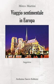 Promoartpalermo.it Viaggio sentimentale in Europa Image