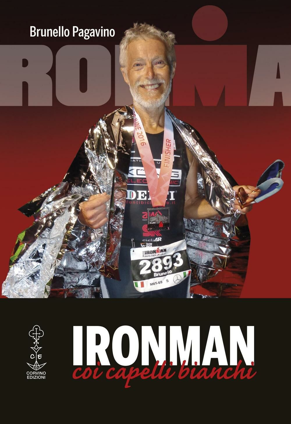 Ironman coi capelli bianchi