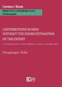 Contributions in kind without the sworn estimation of the expert. An alternative to the company capital contribution