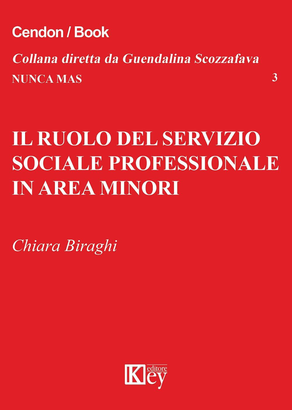 Il ruolo del servizio sociale professionale in area minori