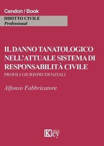Il danno tanatologico nell'attuale sistema di responsabilità civile. Profili giurisprudenziali