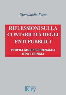 Riflessioni sulla contabilità degli enti pubblici. Profili giurisprudenziali e dottrinali.pdf