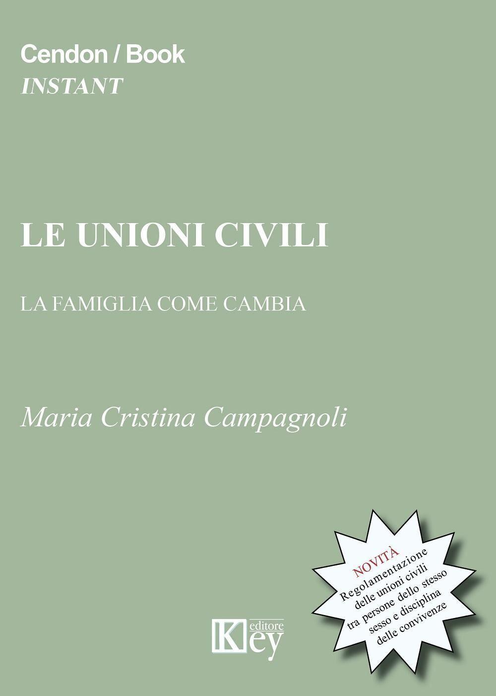 Le unioni civili. La famiglia che cambia