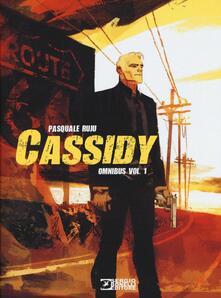 Voluntariadobaleares2014.es Omnibus. Cassidy. Vol. 1 Image