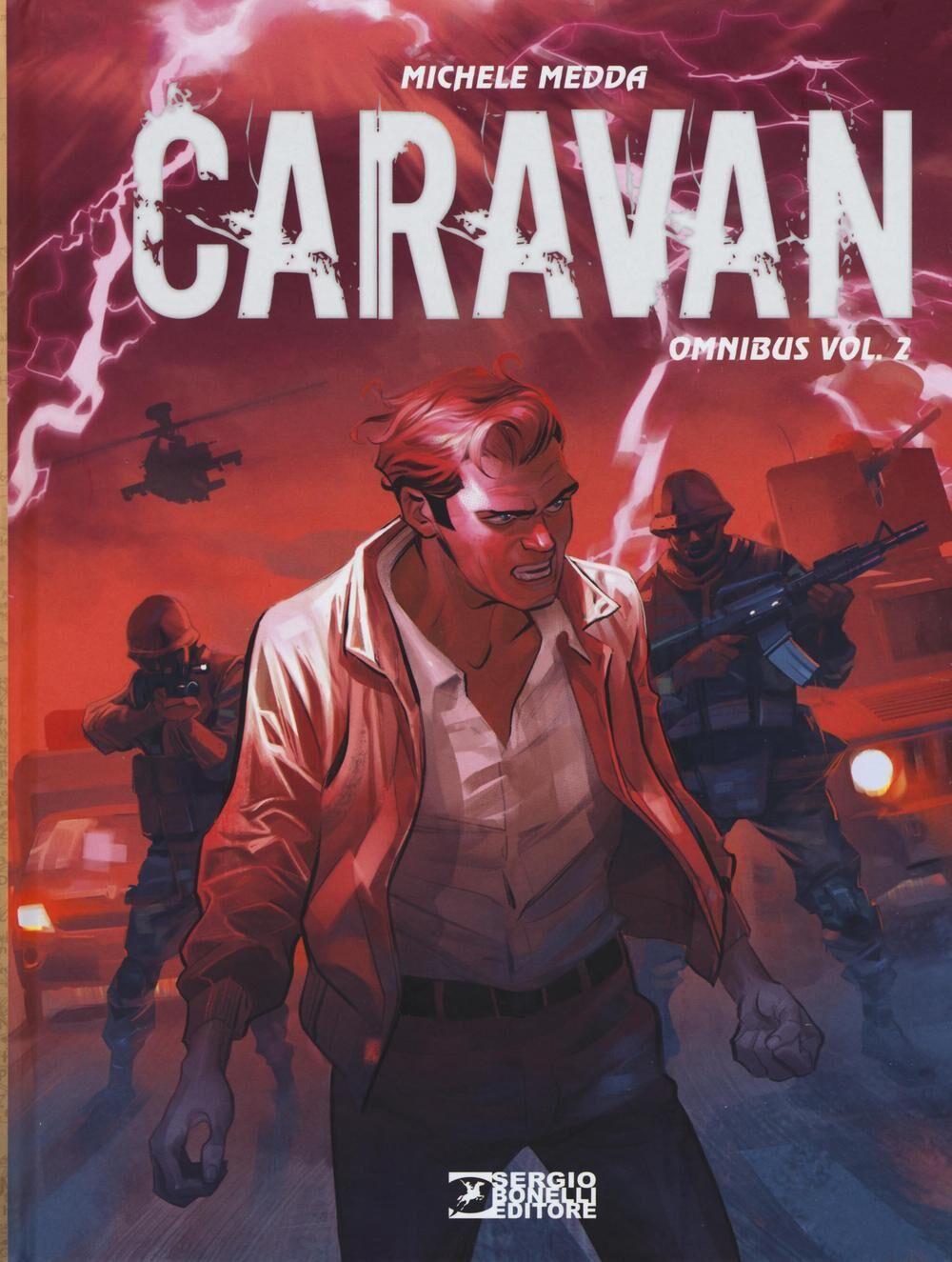 Caravan. Omnibus. Vol. 2