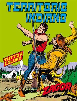 T shirt stampa zagor fumetti vintage cult uomo vari colori eur